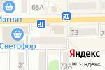 Схема проезда до компании Евросеть в Донском