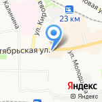 Срочное фото на карте Донского