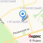 Детский сад №32 общеразвивающего вида на карте Новомосковска