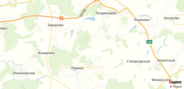 Натальино на карте