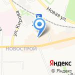 Нотариус Савельева Н.В. на карте Донского