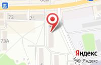 Схема проезда до компании Анастасия в Донском
