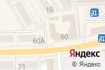 Схема проезда до компании Магазин электротоваров в Донском
