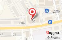 Схема проезда до компании ПАРТНЕР в Донском
