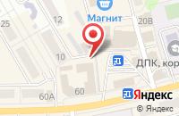 Схема проезда до компании БАЛТБЕТ в Донском