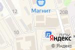 Схема проезда до компании Взор в Донском