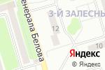 Схема проезда до компании Золотая корона в Новомосковске