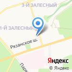 Маракеш на карте Новомосковска