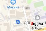 Схема проезда до компании Таиса в Донском