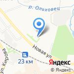 Центр развития ребенка-детский сад №14 на карте Донского