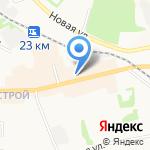 Парикмахерская на карте Донского