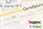 Схема проезда до компании Ювелирная мастерская в Донском