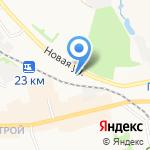 Маркетдоуль на карте Донского