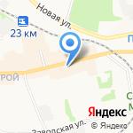 Людмила на карте Донского