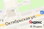 Схема проезда до компании Bambini в Донском