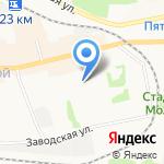 Детский сад №27 комбинированного вида на карте Донского