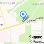 АКПП-СЕРВИС на карте Новомосковска