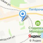 Управление социальной защиты населения г. Донского на карте Донского