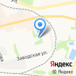 Детский сад №15 комбинированного вида на карте Донского