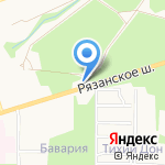 Н-Ойл на карте Новомосковска