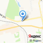 Отдел Управления Федеральной миграционной службы России по Тульской области в г. Донской на карте Донского