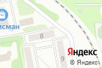 Схема проезда до компании Магазин бытовой химии и нижнего белья в Донском