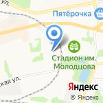 Отдел государственной статистики в г. Донской на карте Донского