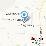 Магазин товаров для дома на карте Донского