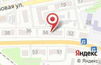 Схема проезда до компании Кулинария в Донском