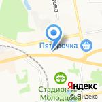 Производственная компания на карте Донского