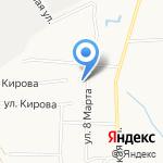 Алексеевич на карте Донского