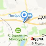ТНС энерго Тула на карте Донского