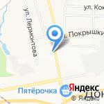 Галина на карте Донского