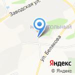 ЭРГ-AL на карте Донского
