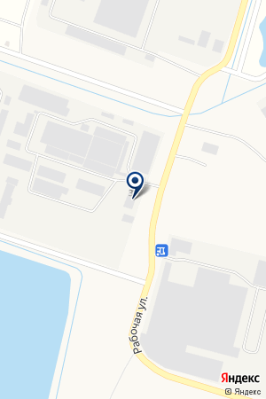 СКЛАД ВРЕМЕННОГО ХРАНЕНИЯ РАЗНОСНАБ на карте Ногинска