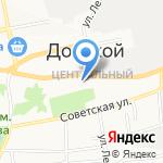 Комитет по развитию местного самоуправления и организационной работе на карте Донского