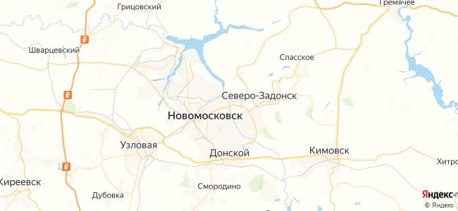 145 автобус в Новомосковске