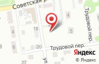 Схема проезда до компании Агро-М в Донском