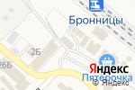 Схема проезда до компании Раменский деликатес в Кузнецово