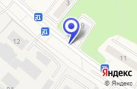 Схема проезда до компании СТРОЙМАРКЕТ ЗОЛОТОЙ БОР в Черноголовке