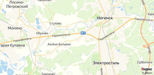 Каменки-Дранишниково на карте