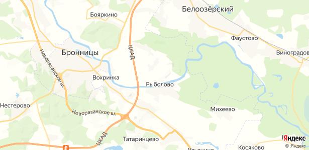 Колупаево на карте