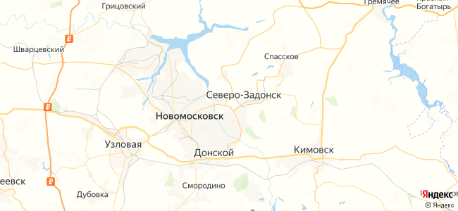 132К маршрутка в Новомосковске