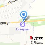 Газпром на карте Донского