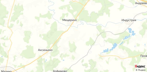 Бессоново на карте