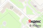 Схема проезда до компании Ценопад в Черноголовке