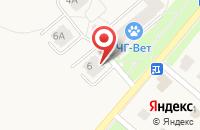 Схема проезда до компании Орион в Черноголовке