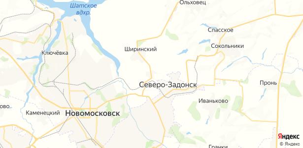 Малиновский на карте