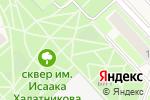 Схема проезда до компании Burger Club в Черноголовке