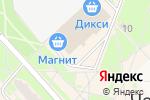 Схема проезда до компании Мастер в Черноголовке